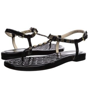 Cole Haan Women's TALI Mini Bow Studded Sandal 8.5